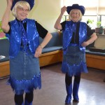 Volunteers Dancing