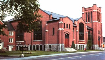 Parkdale United Church